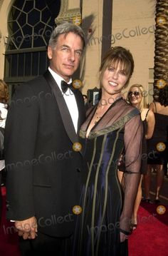 Mark Harmon and Pam Dawber, married since 1987