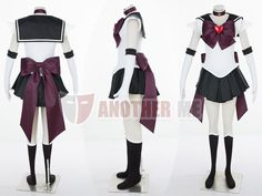 WANT. REAL BAD. Another Me Japanese Anime Sailor Moon Meiou Setsuna Sailor Pluto Super s Cosplay | eBay