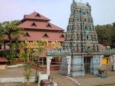 Bhagavathy temple  Kasargod
