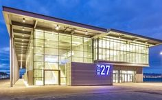 The cruise terminal in San Francisco is on Pier 27, close to plenty of things to do and places to eat.