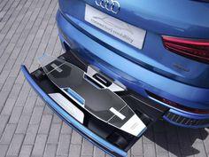La longboard de Audi podría transformar la movilidad urbana.