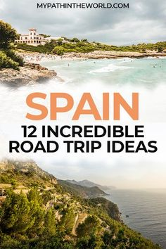 Wondering what is the best road trip in Spain? Here are 12 amazing Spain road trip ideas including travel tips for each route. Road Trip Essentials, Road Trip Hacks, Road Trips, Spain Travel Guide, Europe Travel Tips, Travel Guides, Travel Goals, Family Vacation Destinations, Family Vacations