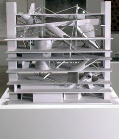 Preston Scott Cohen, Inc. - Eyebeam Atelier Museum