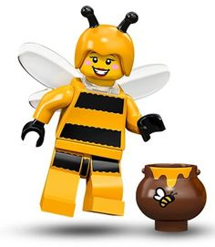 LEGO Minifigures Series Ten Has a Very Familiar Warrior Princess Lego People, Lego Minifigs, Lego Worlds, Animal 2, Bee Happy, Warrior Princess, Bees Knees, Lego Brick, Lego City