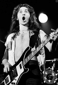 """Geddy Lee. I believe he's on the word """"are"""", in 2112. """"We ARE the priests..."""""""