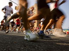 What running a marathon does to your body