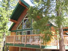 Enjoy filtered mountain views and birdwatching from large windows or the deck.