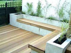 Backyard Seating, Outdoor Seating, Backyard Landscaping, Backyard Ideas, Corner Garden Seating, Deck Seating, Backyard Pools, Seating Areas, Patio Ideas