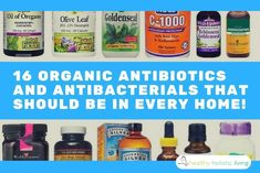 Gather these natural remedies and be prepared for the next time sickness hits! Please share!