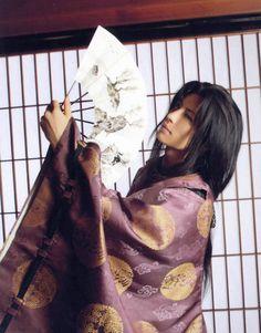 Utsukushii, Gackt-sama :*