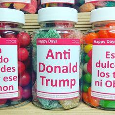 Lleve su Anti #DonaldTrump! #leongto (precio especial por mayoreo)