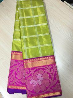 Kanchipuram saree