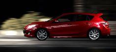Mazdaspeed 3: 263 hp DISI turbo, 280 lb-ft torque.