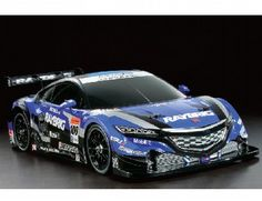 The Tamiya R/C Raybrig NSX Concept GT TB-04 is the latest radio controlled car to feature on the TB-04 chassis.