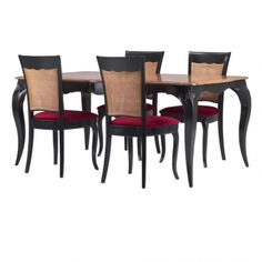 Louis Dining Table 2595 Wesley Barrell Chairs Sold Separately