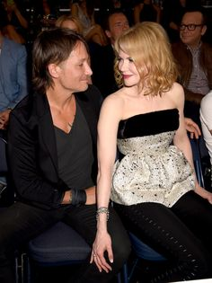 Nicole Kidman and Keith Urban at the CMT Awards 2015 | POPSUGAR Celebrity