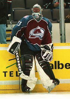 patrick roy, 1997   colorado avalanche #hockey #nhl