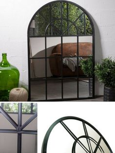 12 Magnifiques Miroirs Industriels  Découvrir