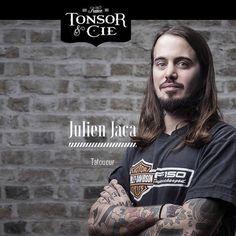 #Repost @tonsor_cie ・・・ Envie d'un tatouage ? Besoin de conseils ? Retrouvez Julien Jaca samedi 12 mars 2016 de 17 à 19 h chez Tonsor & Cie. Il vous accueille pour échanger, répondre à vos questions et planifier votre projet de tatoo... #ink #vintagetatoo #tonsorcie #tonsor_cie #barbier #barber #barbershop #beard #tattoo #tatouages #conceptstore #men #jaccatattoo #gentlemenssocialclub #dustyleetdesbonnesmanieres #toulouse #france #carmes