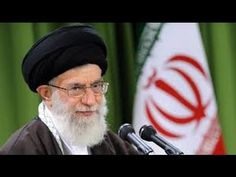 """THEY CALL THEMSELVES MEN OF GOD?  WHAT A CROAK - IRAN'S AYATOLLAH SAYS IN 2015: """"DEATH TO AMERICA!!""""  AND WHERE IS SMART-PANTS O & HIS FIDIOT FOLLOWERS?  DO THEY STILL BACK THEM UP?"""
