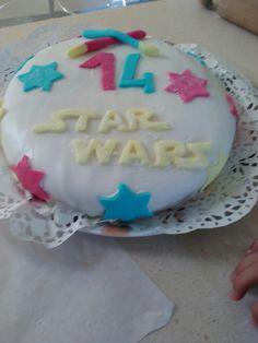 Torta Star wars per marty
