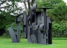 Louise Nevelson Biography | Louise Nevelson, Storm King