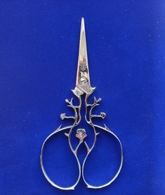 Art cissors by Emmanuel Jammas, France