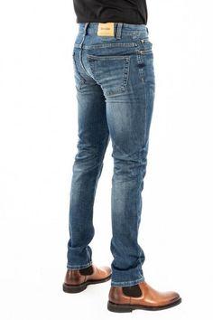 6f3cb4cfca6 Performance Jeans - Denim Blue