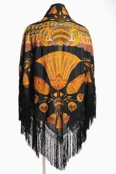 Full body covered shawl