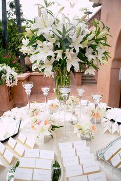 California Wedding: Rustic Chic Romance - MODwedding