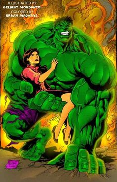 Betty and Hulk