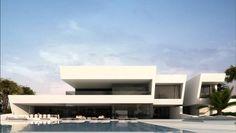 Último proyecto del estudio A-Cero | Decorar Una Casa Unique Architecture, Futuristic Architecture, Sea Can Homes, Piscina Interior, African House, Minimal Home, Architect House, New Homes For Sale, Pool Houses