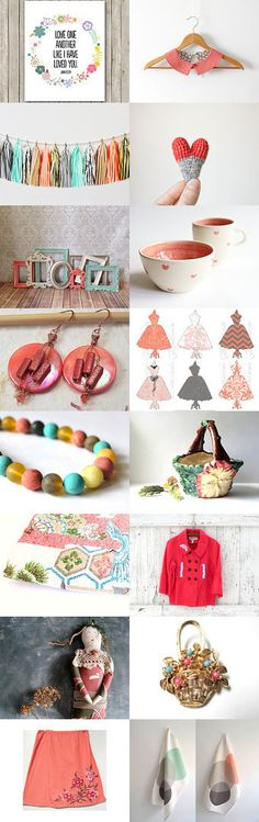 Love One Another by Rose Baker on Etsy--Pinned with TreasuryPin.com