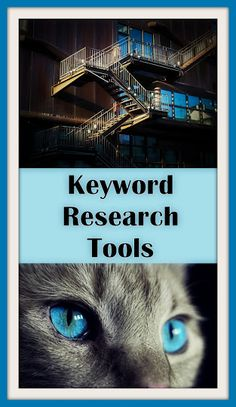 Keyword research tools - what I use and why.