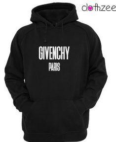61870304c7 Givenchy Paris Printed Hoodie Stranger Things Hoodie