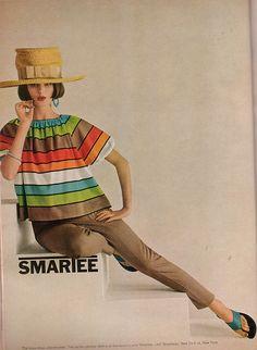 "Smartee advert ""Glamour"" magazine February 1962"