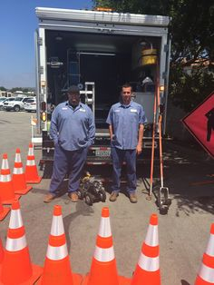 Public Works Week 2016 Wastewater Pipeline Video Inspection Station