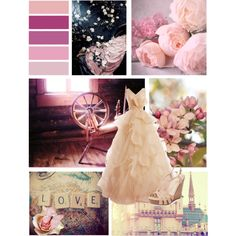 Sleeping Beauty by alltimelow-123 on Polyvore featuring Seychelles and Disney