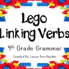 Lego Linking Verbs - This resource to use to introduce students to linking verbs. Whole Class Activity & Independent Work Activity ($1.50)