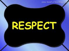 The Respect Song (Classroom Mix Version) by Have Fun Teaching. This character song teaches students how to show respect to yourself, others in the classroom . Respect Video, Respect Lessons, Classroom Behavior, School Classroom, Classroom Management, Have Fun Teaching, Teaching Respect, Music Videos, Songs