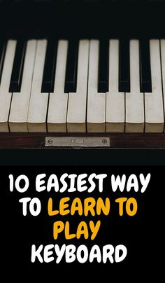 Piano Lessons For Kids, Piano Lessons For Beginners, Music Lessons, Piano Songs, Piano Music, Music Basics, Piano Restoration, Reading Sheet Music, Keyboard Lessons