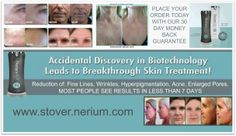 Accidental Discovery in Biotechnology leads to Breakthrough Skin Treatment
