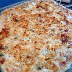 """Best Hot Crab Dip 