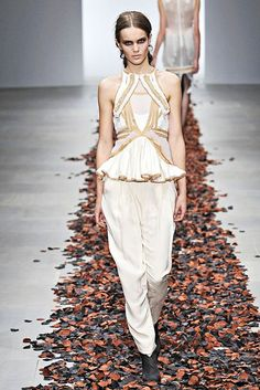 Bora Aksu Spring/Summer 2012 Ready-To-Wear Collection | British Vogue