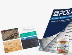 Vormgeving die past bij de kernwaarden van uw bedrijf. Webdesign, Logo- en huisstijlontwerpen en complete drukwerkservice zoals drukken en leveren van reclame, visitekaartjes en promotiemateriaal.