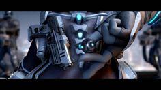 Azureus Rising - Proof of Concept Teaser Trailer Maximum The Hormone, Sci Fi Shorts, Sci Fi Anime, Proof Of Concept, Game Concept, Concept Art, Trance Music, Piece Of Music, Futuristic Technology
