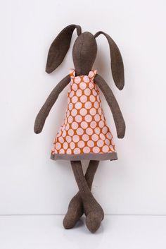 Bunny doll.