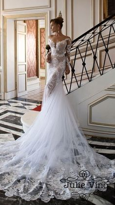 Julie vino bridal collection