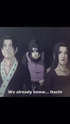 ITACHIIII ❤️❤️❤️❤️( je pense que tout les monde l'aime )