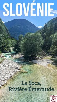 Slovénie Voyage - Découvrez la magnifique vallée de la Soca avec la rivière émeraude. Tous les lieux à voir autour de Bovec et les activités à ne pas manquer - photos de paysages incroyables ! | #Slovenie #Ifeelslovenia | Slovénie Road Trip | Slovénie itinéraire